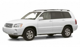 Photo 2001 Toyota Highlander