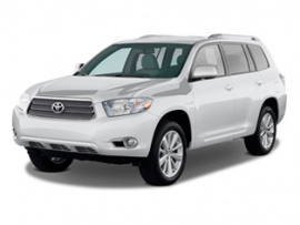 Photo 2009 Toyota Highlander Hybrid