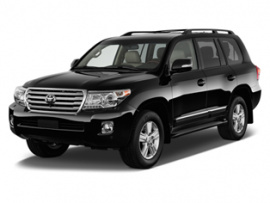Photo 2002 Toyota Land Cruiser