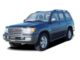 Photo 2004 Toyota Land Cruiser