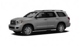 Photo 2008 Toyota Sequoia