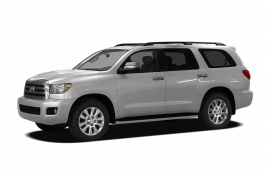 Photo 2011 Toyota Sequoia