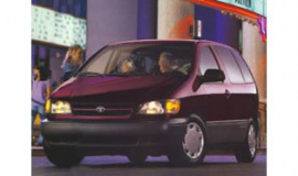 Photo 1999 Toyota Sienna
