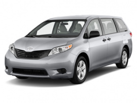 Photo 2012 Toyota Sienna