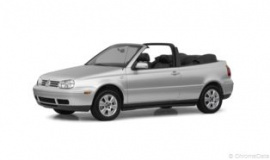 Photo 2002 Volkswagen  Cabrio