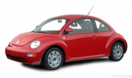 Photo 2000 Volkswagen  New Beetle