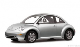 Photo 2001 Volkswagen  New Beetle