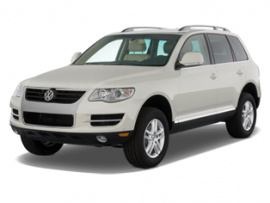 Photo 2008 Volkswagen  Touareg 2